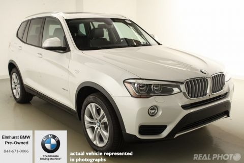 Pre-Owned 2017 BMW X3 xDrive35i AWD