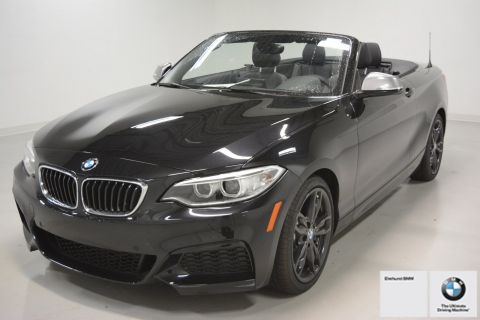 New 2017 BMW 2 Series M240i xDrive Convertible