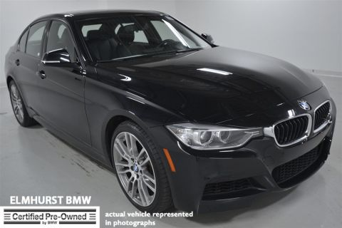 Certified Pre-Owned 2014 BMW 3 Series 335i xDrive AWD