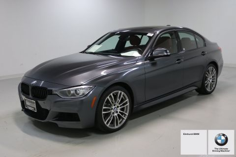 Certified Pre-Owned 2014 BMW 3 Series 335i xDrive With Navigation & AWD