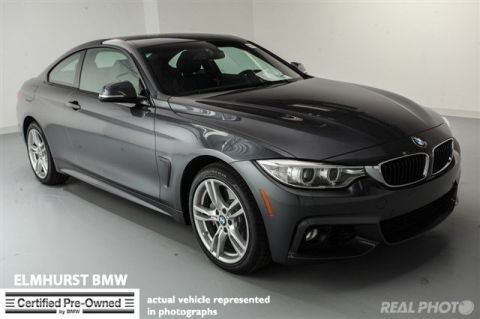 Certified Pre-Owned 2016 BMW 4 Series 428i xDrive Coupe AWD
