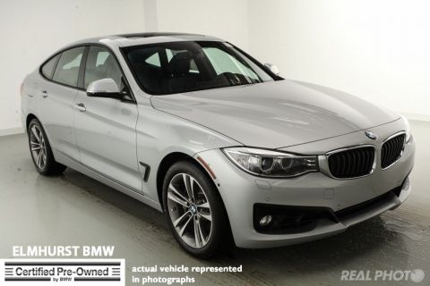 Certified Pre-Owned 2016 BMW 3 Series Gran Turismo 335i xDrive AWD