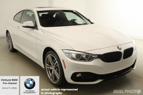 Pre-Owned 2017 BMW 4 Series 430i xDrive AWD