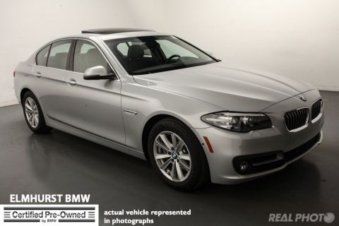 Certified Pre-Owned 2016 BMW 5 Series 528i xDrive With Navigation & AWD
