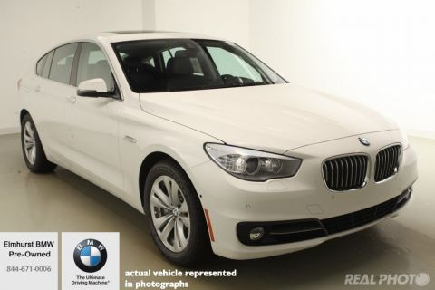 Pre-Owned 2017 BMW 5 Series 535i xDrive With Navigation & AWD