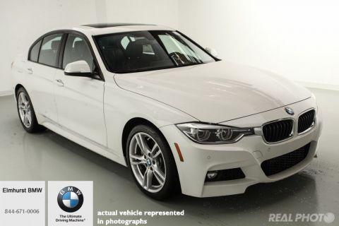 New 2016 BMW 3 Series 328i Rear Wheel Drive 4dr Car