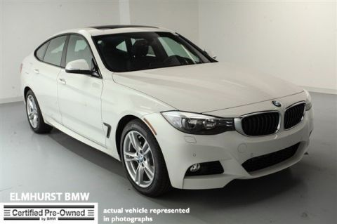 Certified Pre-Owned 2016 BMW 3 Series Gran Turismo 328i xDrive AWD