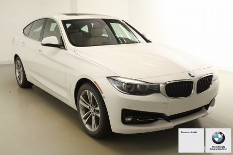 Certified Pre-Owned 2017 BMW 3 Series 330i xDrive Gran Turismo With Navigation & AWD