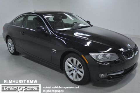 Certified Pre-Owned 2013 BMW 3 Series 328i xDrive Coupe AWD