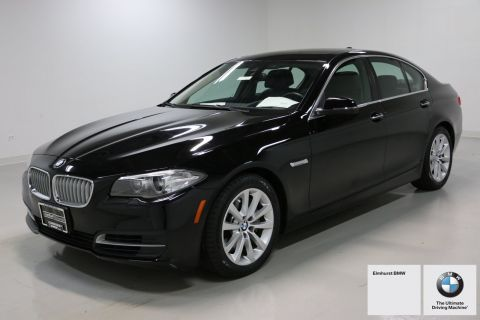 Certified Pre-Owned 2014 BMW 5 Series 550i xDrive With Navigation & AWD