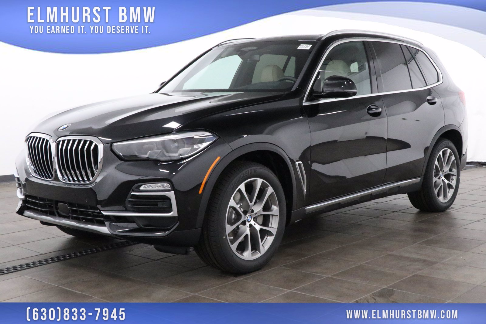 New 2021 BMW X5 xDrive40i Sport Utility in Elmhurst #B9781 ...