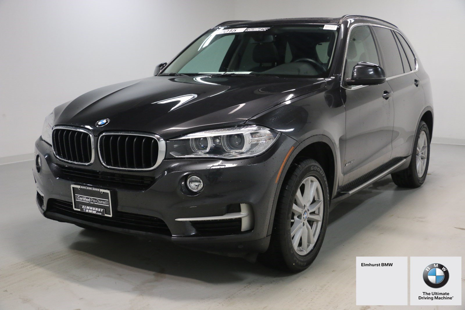 certified pre owned 2015 bmw x5 xdrive35i sport utility in elmhurst b8051a elmhurst bmw. Black Bedroom Furniture Sets. Home Design Ideas