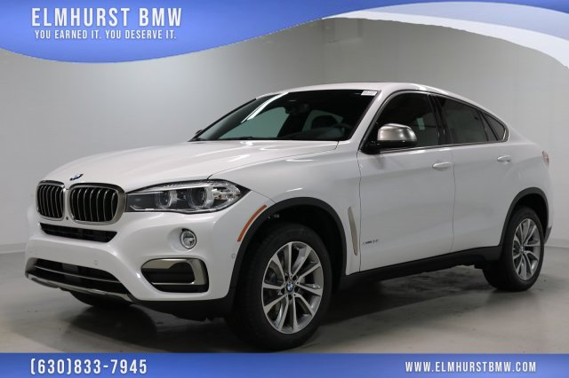 Courtesy Vehicle 2019 Bmw X6 Xdrive35i With Navigation Awd
