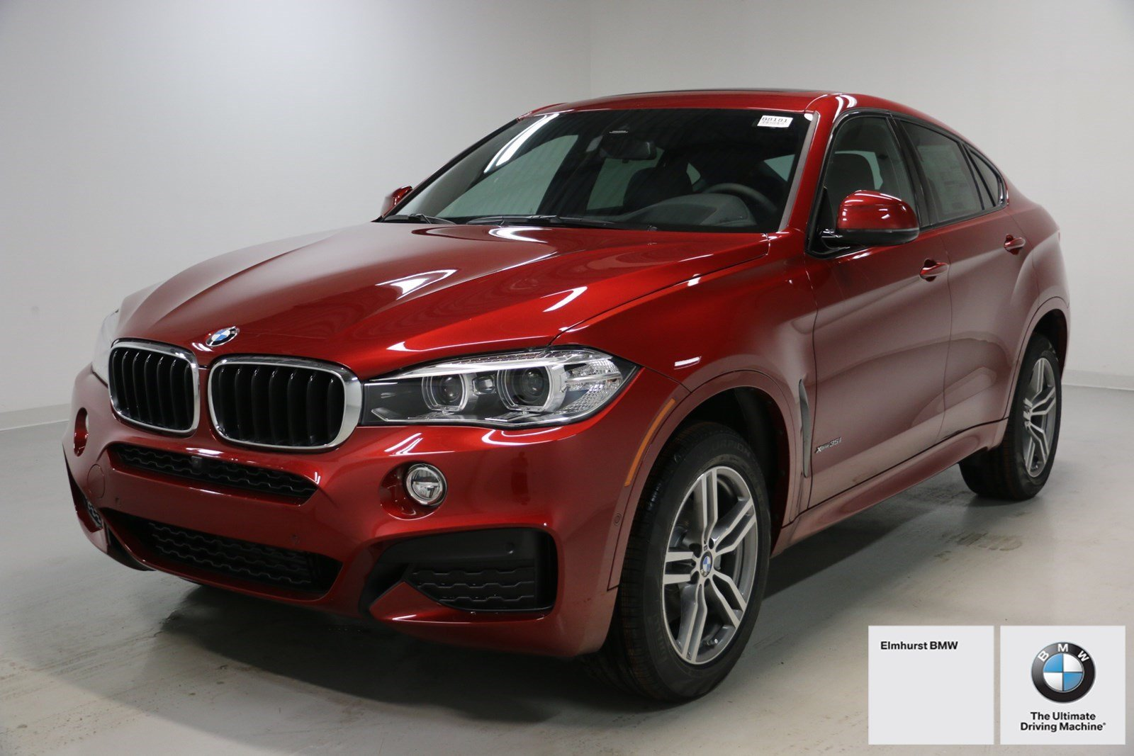 Pre Owned 2018 Bmw X6 Xdrive35i Sport Utility In Elmhurst B8181