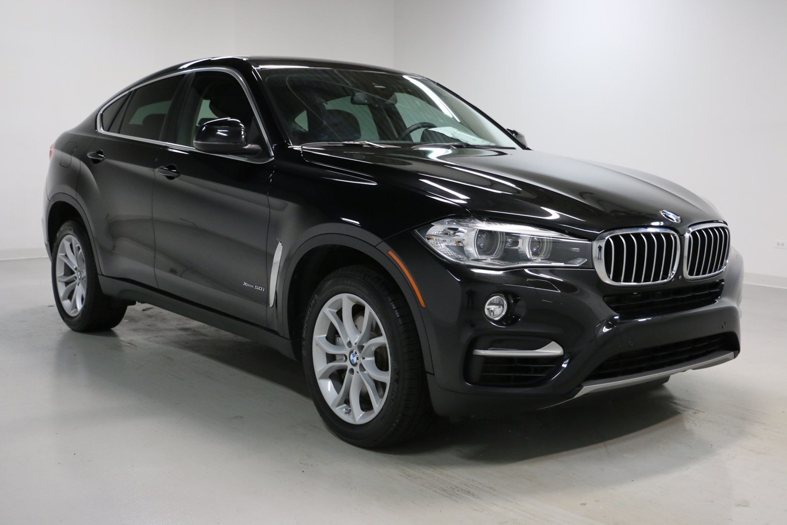 Certified Pre Owned 2015 BMW X6 XDrive50i