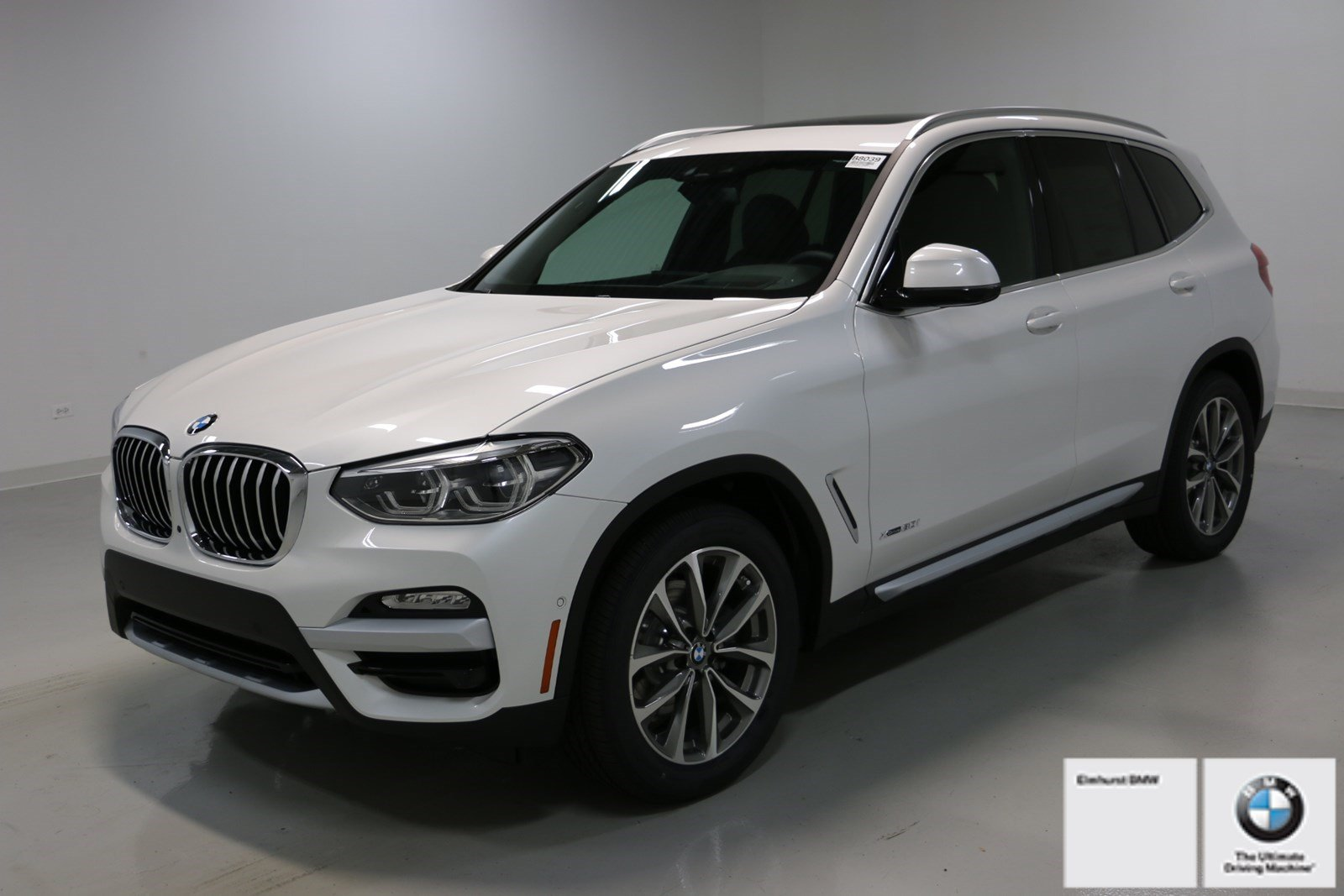 new 2018 bmw x3 xdrive30i sport utility in elmhurst b8039. Black Bedroom Furniture Sets. Home Design Ideas