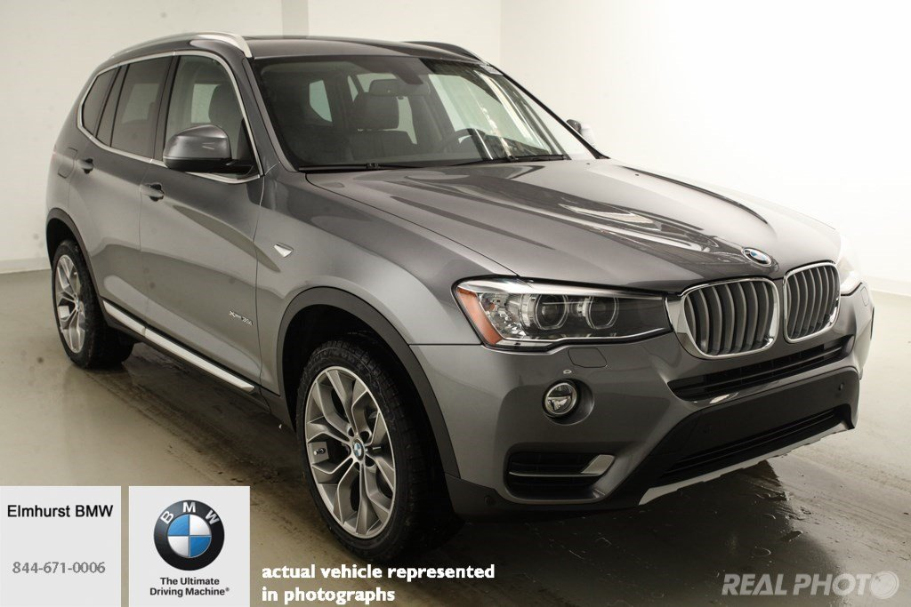 new 2017 bmw x3 xdrive35i sport utility in elmhurst b7558. Black Bedroom Furniture Sets. Home Design Ideas