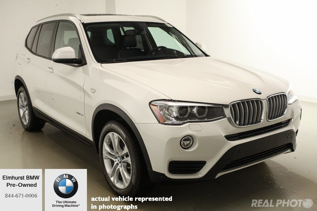 pre owned 2017 bmw x3 xdrive35i sport utility in elmhurst. Black Bedroom Furniture Sets. Home Design Ideas