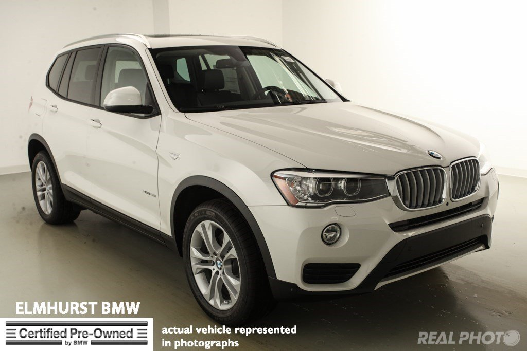 certified pre owned 2017 bmw x3 xdrive35i sport utility in. Black Bedroom Furniture Sets. Home Design Ideas