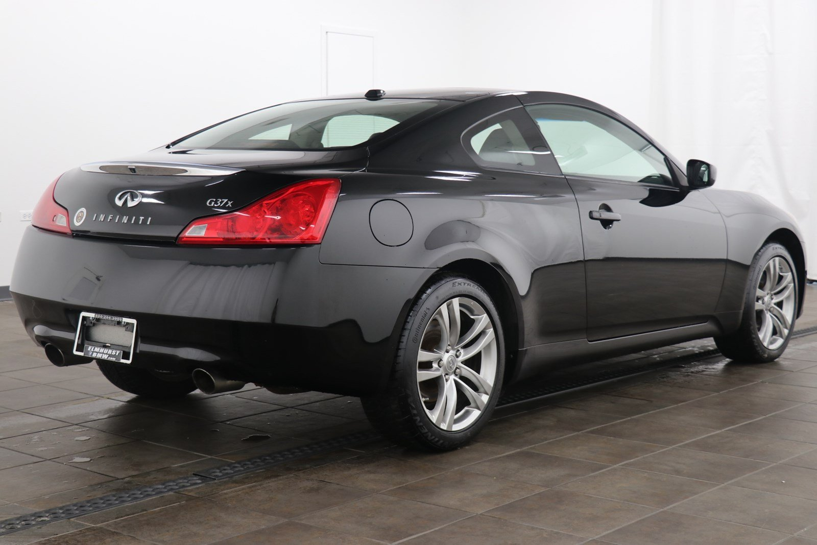 Pre-Owned 2009 INFINITI G37 Coupe x With Navigation & AWD