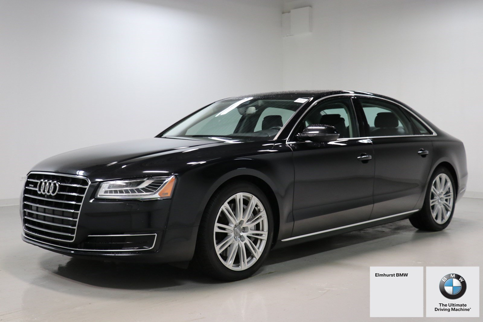 Pre Owned 2015 Audi A8 L 40t 4dr Car In Elmhurst J2678p Elmhurst Bmw