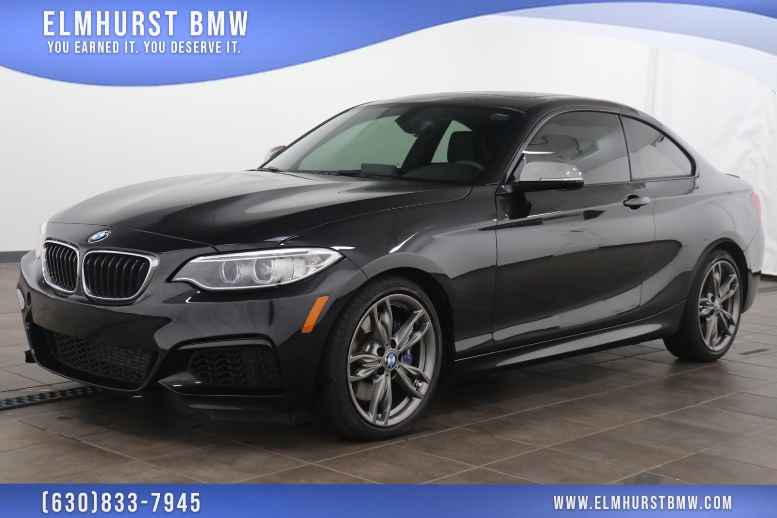 Certified Pre-Owned 2016 BMW 2 Series M235i xDrive Coupe