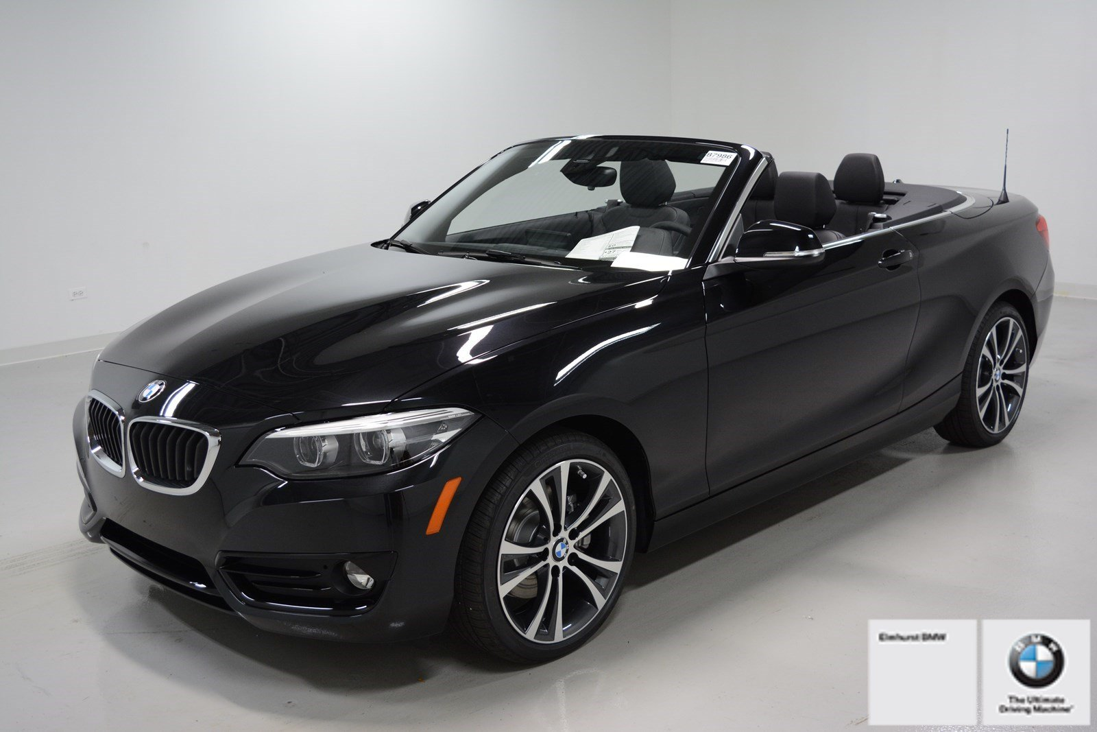 new 2018 bmw 2 series 230i xdrive convertible convertible in elmhurst b7986 elmhurst bmw. Black Bedroom Furniture Sets. Home Design Ideas