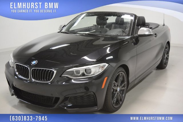 Certified Pre-Owned 2017 BMW 2 Series M240i xDrive Convertible