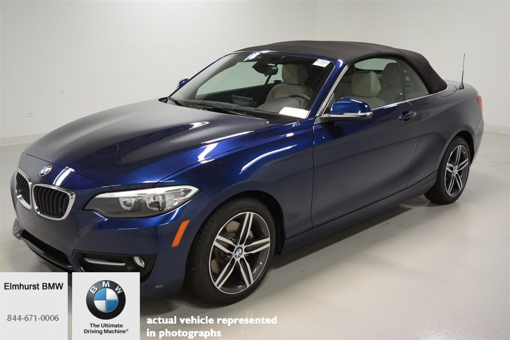 new 2017 bmw 2 series 230i xdrive convertible convertible in elmhurst b7864 elmhurst bmw. Black Bedroom Furniture Sets. Home Design Ideas