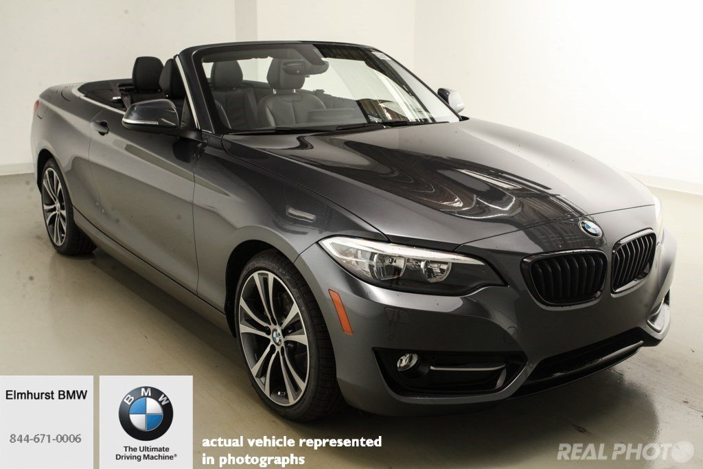 new 2017 bmw 2 series 230i xdrive convertible convertible in elmhurst b7544 elmhurst bmw. Black Bedroom Furniture Sets. Home Design Ideas