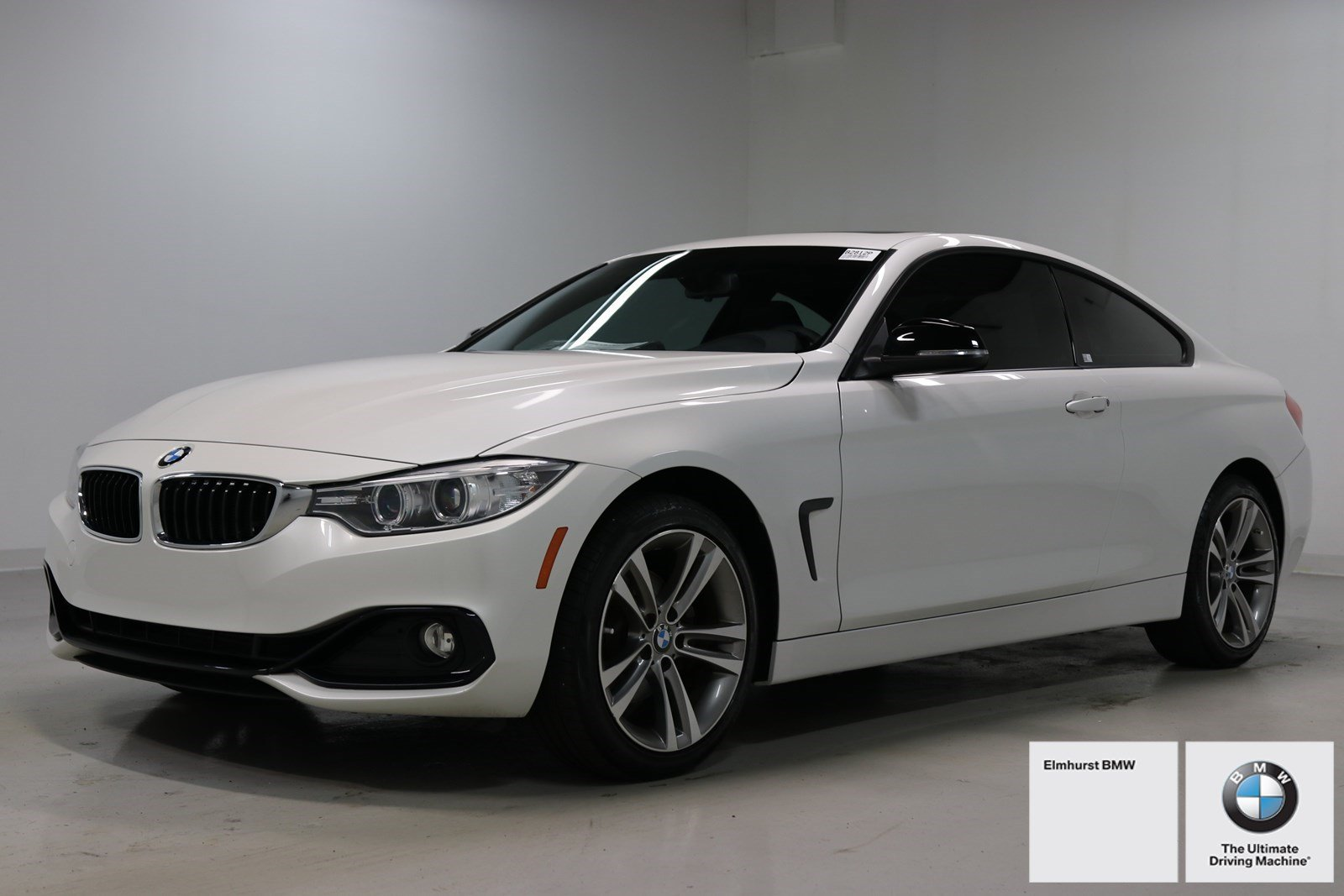Certified Pre-Owned 2015 BMW 4 Series 428i xDrive Coupe