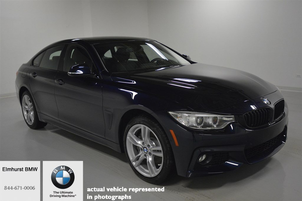 new 2017 bmw 4 series 430i xdrive gran coupe hatchback in elmhurst b7636 elmhurst bmw. Black Bedroom Furniture Sets. Home Design Ideas