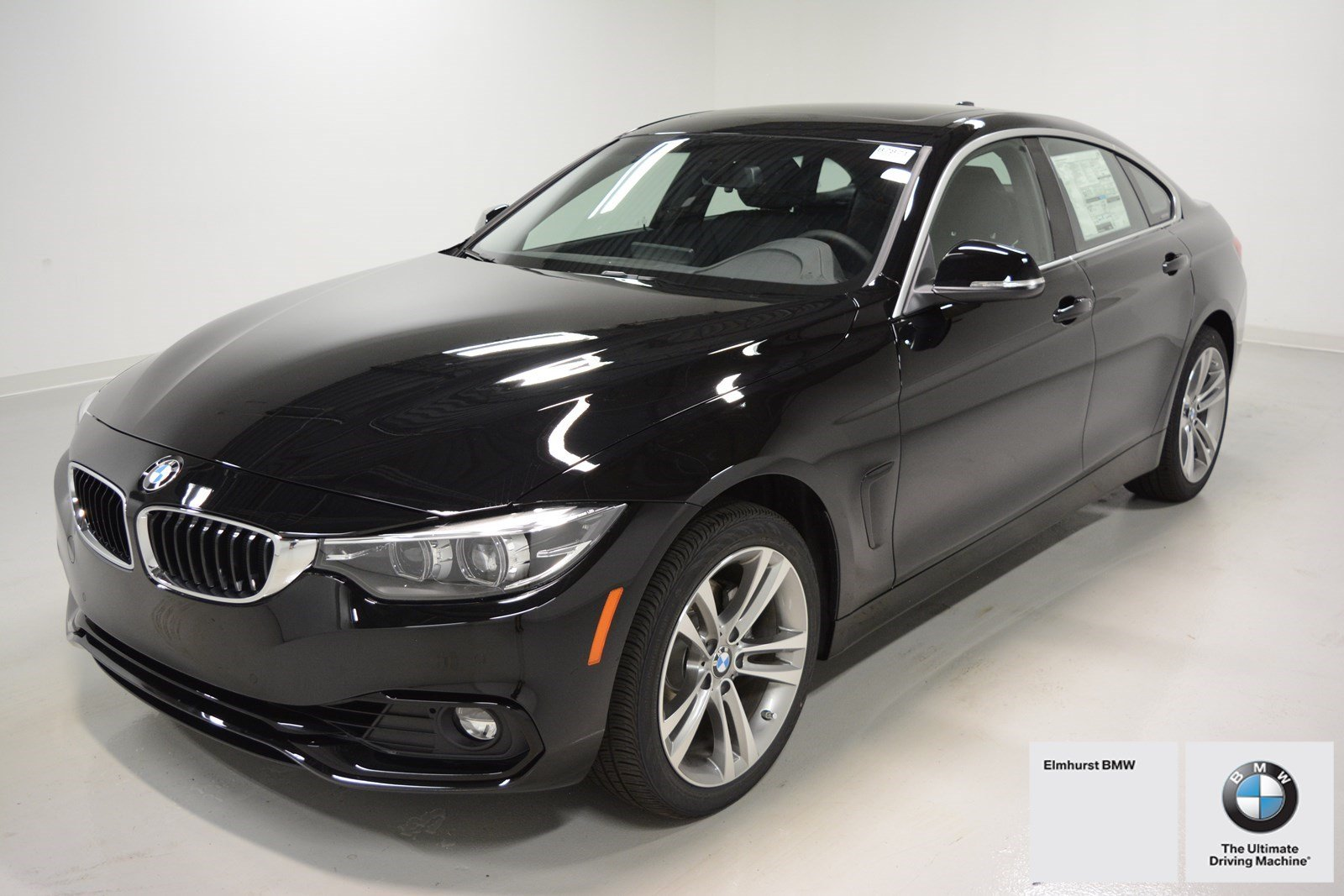 Pre Owned 2018 BMW 4 Series 430i XDrive Gran Coupe