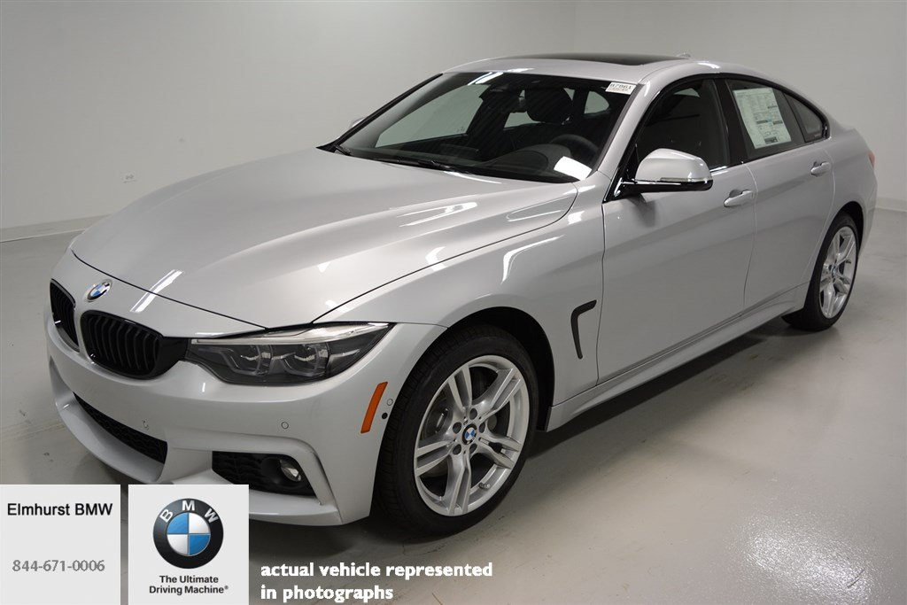 New 2018 BMW 4 Series 430i xDrive Gran Coupe Hatchback in ...