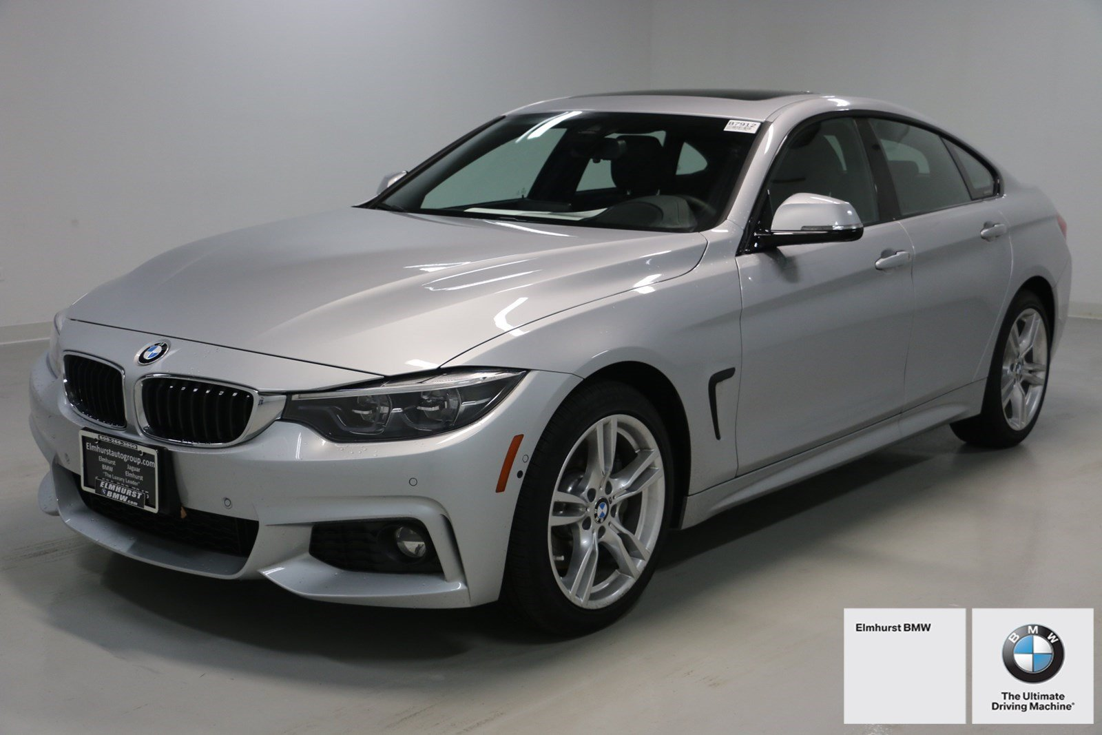 pre owned 2018 bmw 4 series 440i xdrive gran coupe hatchback in elmhurst b7912 elmhurst bmw. Black Bedroom Furniture Sets. Home Design Ideas