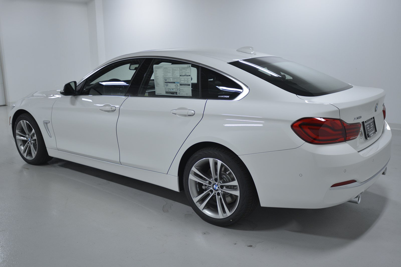 Pre-Owned 2018 BMW 4 Series 440i xDrive Gran Coupe ...