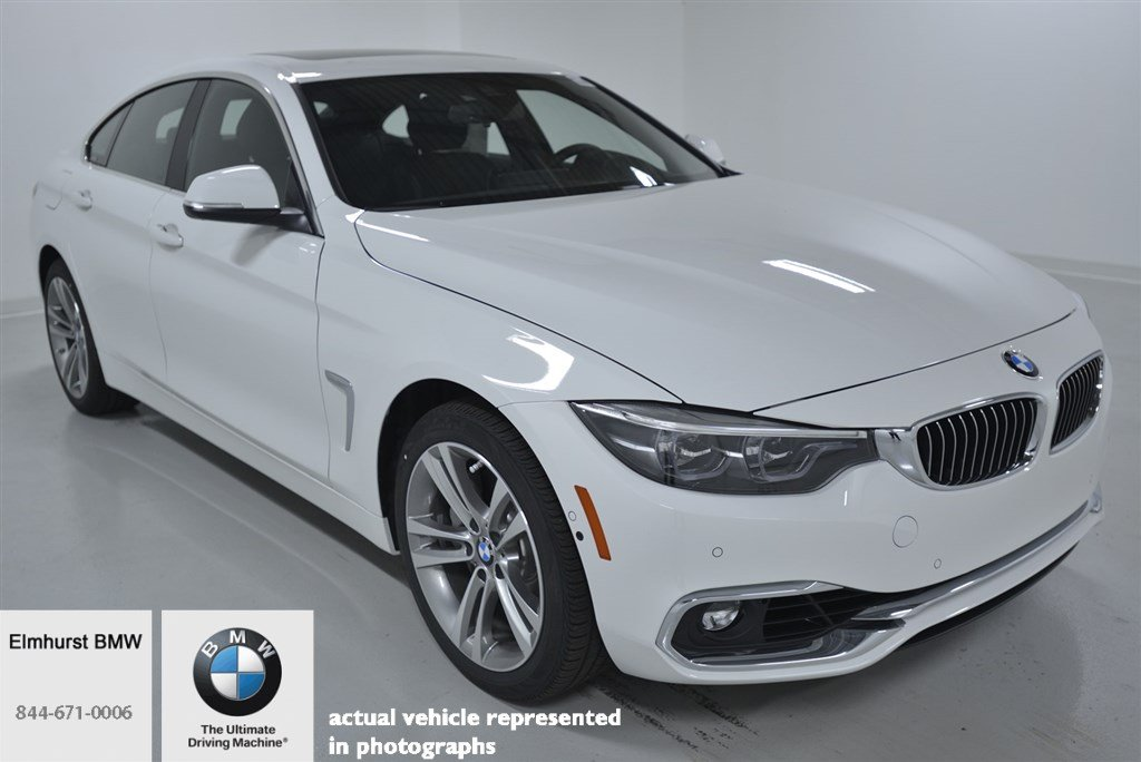New 2018 Bmw 4 Series 440i Xdrive Gran Coupe Hatchback In