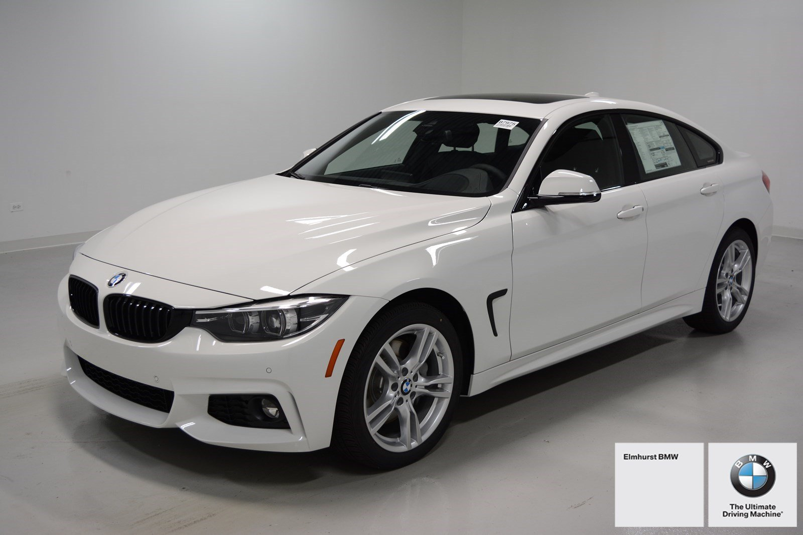 pre owned 2018 bmw 4 series 440i xdrive gran coupe hatchback in elmhurst b7975 elmhurst bmw. Black Bedroom Furniture Sets. Home Design Ideas