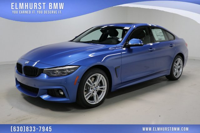 Courtesy Vehicle 2019 Bmw 4 Series 440i Xdrive Gran Coupe With Navigation Awd
