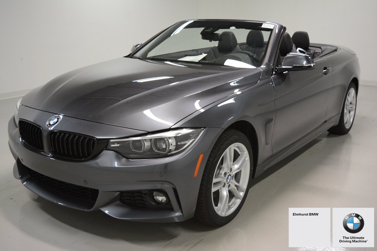 pre owned 2018 bmw 4 series 430i xdrive convertible. Black Bedroom Furniture Sets. Home Design Ideas