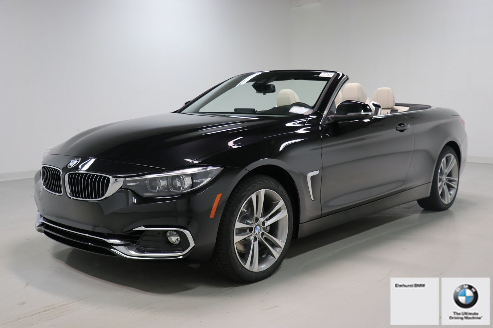 New 2019 Bmw 4 Series 430i Xdrive Convertible Convertible In