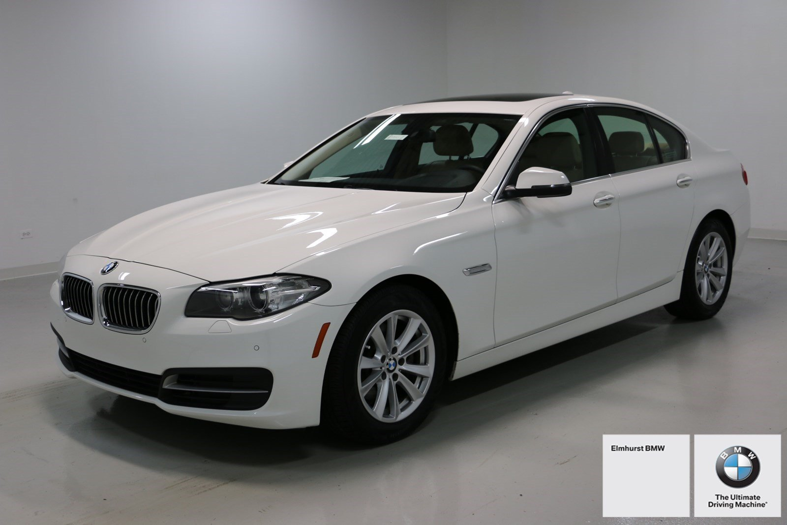 Certified Pre Owned 2014 BMW 5 Series 528i XDrive