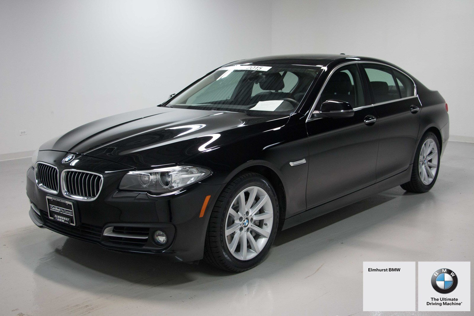 certified pre owned 2015 bmw 5 series 535i xdrive 4dr car in elmhurst b8058a elmhurst bmw. Black Bedroom Furniture Sets. Home Design Ideas