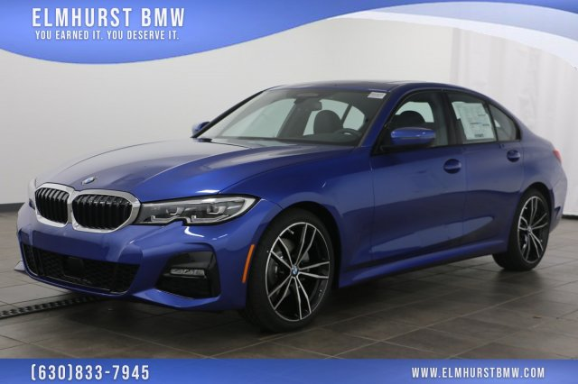 New 2019 Bmw 3 Series 330i Xdrive All Wheel Drive 4dr Car