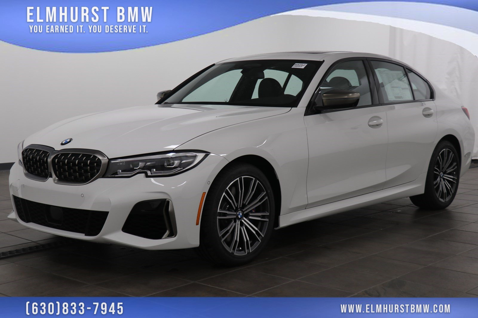 New 2020 Bmw 3 Series M340i Xdrive 4dr Car In Elmhurst B9052