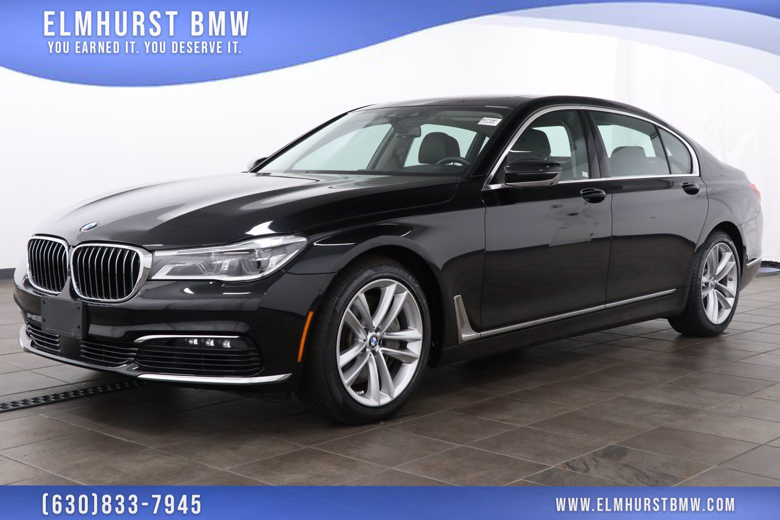 Certified Pre-Owned 2018 BMW 7 Series 750i xDrive
