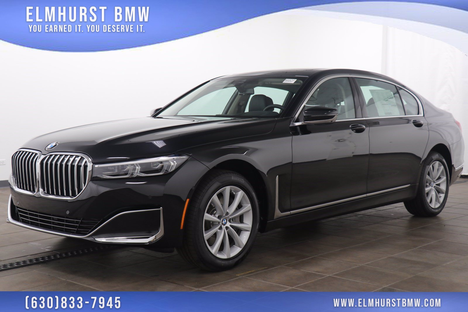 New 2020 Bmw 7 Series 740i Xdrive 4dr Car In Elmhurst B8970