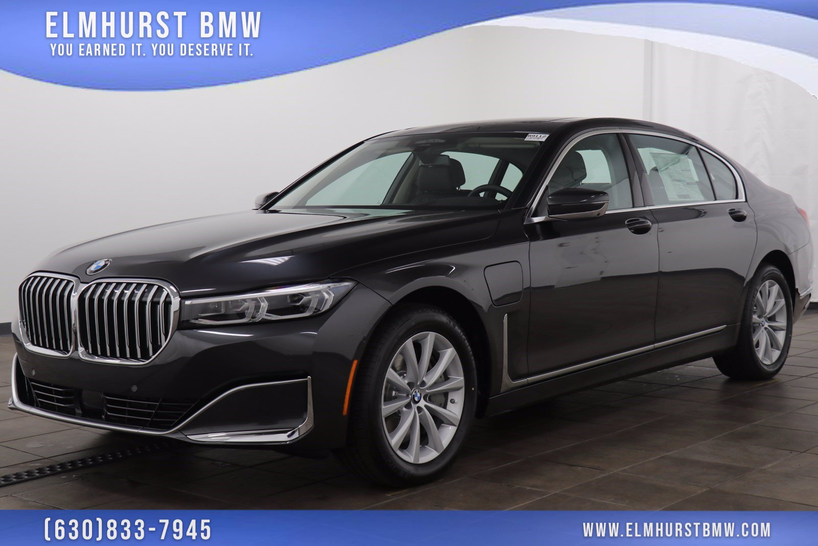 Pre-Owned 2020 BMW 7 Series 745e xDrive iPerformance