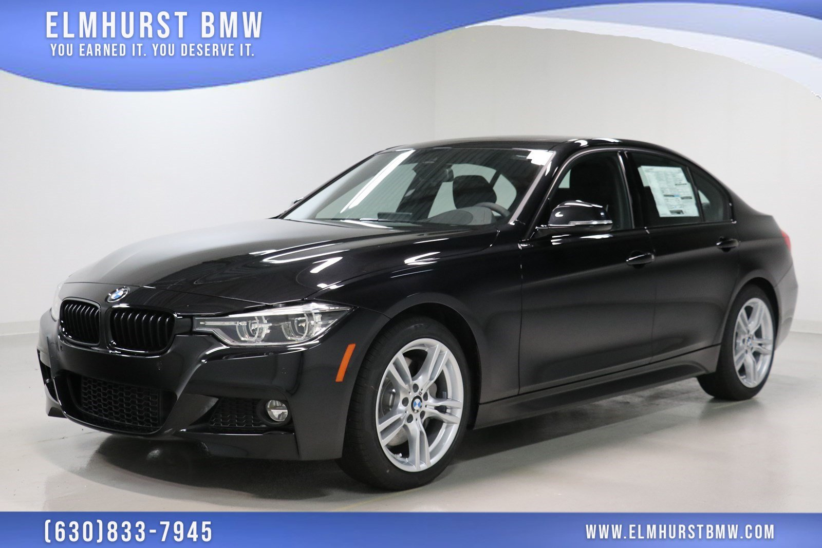 New 2018 BMW 3 Series 340i