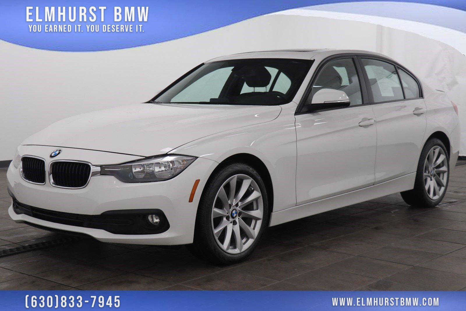 Certified Pre-Owned 2016 BMW 3 Series 320i xDrive